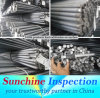 Steel Bar Rod and Steel Wire Pre-Shipment Inspection Service in China / Inspection Certificate