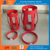 Integral Bow Spring Casing Centralizer Made of 65mn Spring Steel