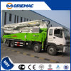 Liugong Hold 37m Truck Mounted Concrete Pump with Isuzu Chassis (HDL5270THB)