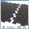 Low Maintenance Gyms Rubber Floor, Rubber Mat, Rubber Tiles