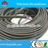 2*4+E BVVB Flat Eath Cable PVC Grey Jacket Ningbo Port
