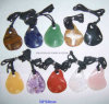 Semi Precious Stone Necklace, Fashion Necklace, Jewelry (ESB01309)