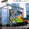P4.8 Super Clear Outdoor LED Video Wall for High End Market (500*500mm)