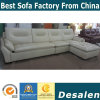 Luxury Furniture Wood Leather Sofa for Home Furniture (B. 985)