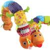 2017 Multi Function Music Caterpillar Plush Toy for Baby