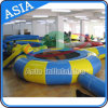 Inflatable Water Trampoline with Slide Combo