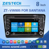 Zestech Car GPS Navigation for VW Santana Bora