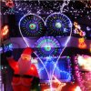 Outdoor Spider LED Christmas Decorative Light LED Net Lights