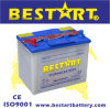 N60 12V 60ah Dry Battery for Japanese Car