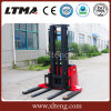 Ltma New Design 1.5-1.8t Electric Forklift Stacker with Wide Legs