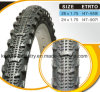 High Quality and Good Price MTB Bicycle Tire/Tyre 24X1.75, 26X1.75