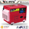 Portable 5kw Emergency Generator Set (DG6500SE)