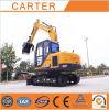 CT85-8A Hydrualic Crawler Backhoe Excavator