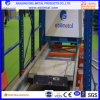 Steel Q235 High End Pallet Rack Radio Shuttle Racking