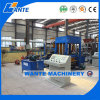 Qt4-25 Automatic Interlocking Brick Making Machine with Curing System