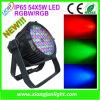 Disco Light 54X5w LED PAR Light or PAR Cans Stage Lighting