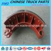 Genuine Brake Shoe for Sinotruk HOWO Truck Spare Part (199000340061)