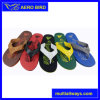 Popular Men Colorful Print PE Slippers