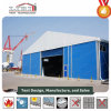 Large Storage Tent with Sandwich Walls and Roll up Doors From Tent Specialist