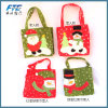Terry Christamas Bag Flet Christamas Candy Tote Gift Bag