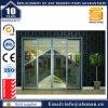 7790 Series Stacker Aluminum Double Glazed Sound Proof Sliding Doors