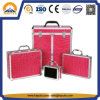 Customized Aluminum Cosmetic Makeup Train Case (HB-1320)
