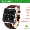Android 4.42 Bluetooth Smart Watch with Mobile Phone