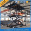 3t 3m Double Platform Parking Car Lift Hydraulic Car Lift with Ce