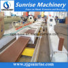 WPC Decking Fence Floor Profile Extrusion Machine Zhangjiagang Sunrise