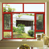 Aluminum Thermal Break Casement Screening Netting Window (FT-W135)