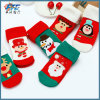2017 Christmas Sock with Santa Claus Christmas Gift