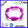 Cheapest OEM Design Various Ultra Soft Texture Silicone Bracelet