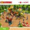 Used Equipment Children Playground Outdoor for Sale