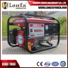 Rated 2.5kw Max 2.8kw Kingmax Km5800dxe Gasoline Petrol Generator for Sale