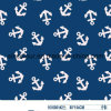 Anchor Boys Knitted Printing Fabric 80%Nylon 20%Spandex Fabric for Swimwear