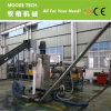 PP PE film granulating machine/plastic film bag pelletizing line