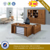 Veneer Office Furniture L-Shape Executive Office Table (HX-DS225)