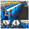 Color Steel Round Roof Rain Gutter Roll Forming Line