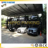 2 Post Double Deck Car Parking System