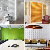 Made in China Cheap Price Wall Cladding 3D PVC Wall Panel