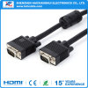 Shenzhen Factory Hq Male to Male VGA Cable