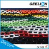 Double Plastic Caution Color Chain PE 6mm & 8mm Chain Sale