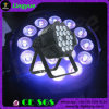 18X18W DJ Professional Stage Light RGBWA UV LED PAR