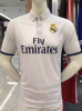 2016 2017 Season Real Madrid Home White Soccer Uniform