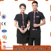 latest Style Restaurant Hostess Uniform House Keeping Uniform with Cotton