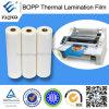 Hot! China Factory Custom BOPP Thermal Lamination Film
