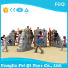Commercial Used Plastic LLDPE Rock Climbing Wall Good Price