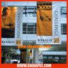 PVC Backlit Flex Banner Solvent Inkjet Media Vinyl (SB532/610g)