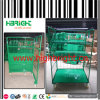 Foldable and Nestable Steel Wire Roll Cart with Platform Base
