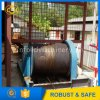 Steel Cable Winch Pulling Underground Cable